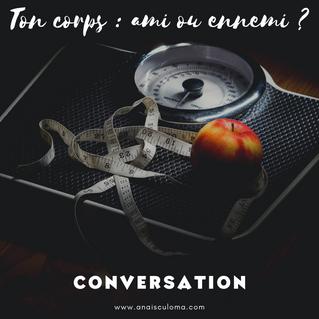 Nouveau podcast : Mincir : jugement ou gratitude ?