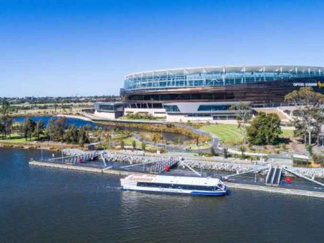 RUGBY LEAGUE   OPTUS STADIUM CRUISE   NSW VS QLD   23 JUN 19 with Special Guest - Lote Tuqiri