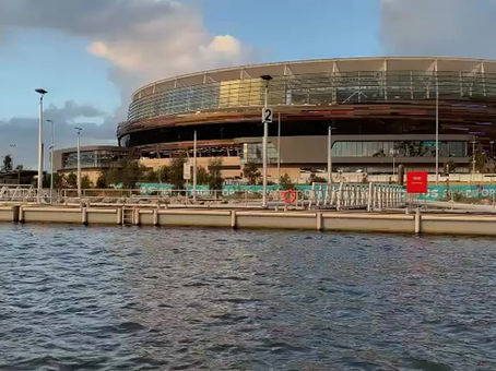 Bledisloe Cup pre-match cruise now on sale!