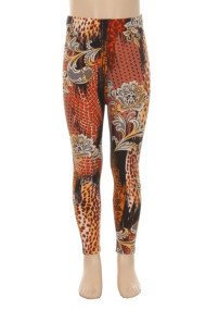Welcome to the Jungle Kids Leggings
