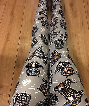 Animal Spirits Plus Leggings