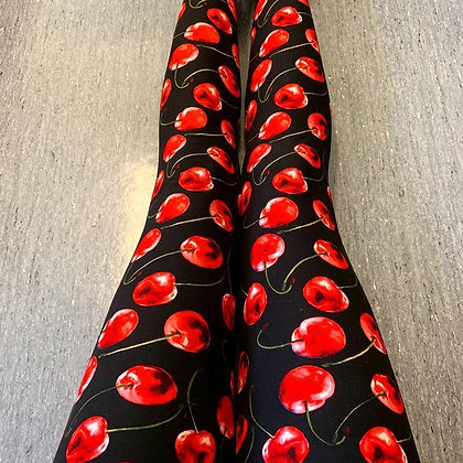 Cherry Bomb Plus Leggings