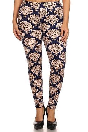 Empress Plus Leggings