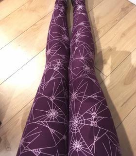 Web-tastic Plus Leggings