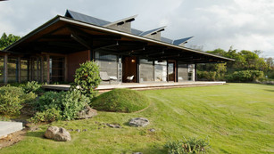 Overall Oceanside Guest Hut Yard Enhance