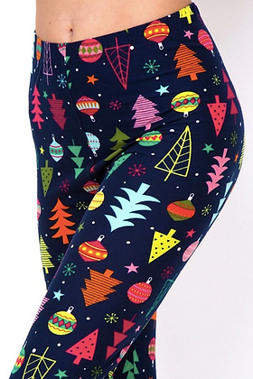 Merriment Queen Leggings