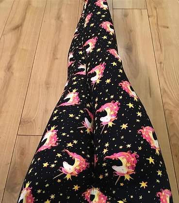 Mystic Unicorn Queen Leggings