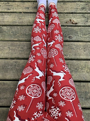 Prancer & Dancer Leggings