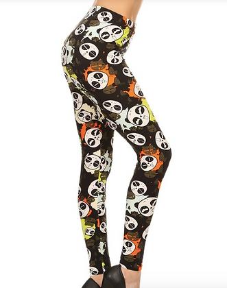 Panda-monium Leggings