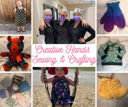 Creative Hands Sewing & Crafting