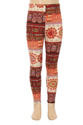 Sunshine Days Kids Leggings