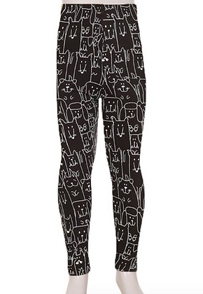 Hound Dog Kids Leggings