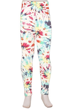Hippie Explosion Kids Leggings