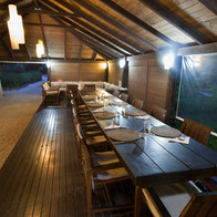 Wilson Island - dine in style