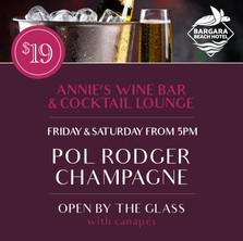 At Annies Wine Bar