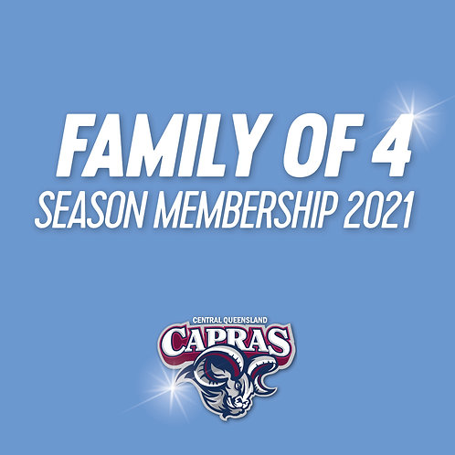 FAMILY OF 4 Season Membership