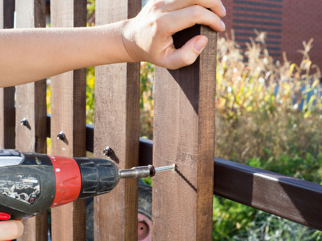 Fence paling replacement