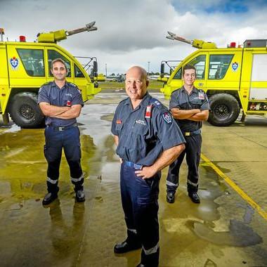 Gladstone Firies' new equipmen