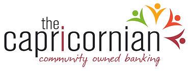 Capricornian logo - new - community owne