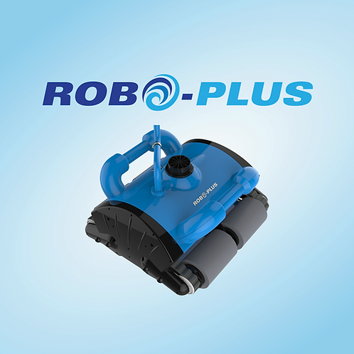Robo-Plus, Brilliant pool cleaner. The one robot that suits all pool shapes