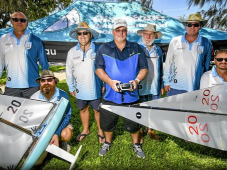 Skippers set-sail for the Nationals with new Club Sponsor.