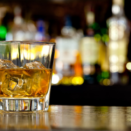 Whiskeys and Bourbons