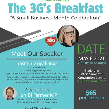 The 3G's Breakfast