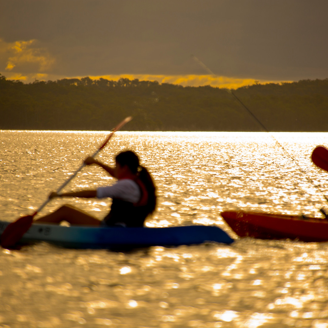Kayak at Lake Awoonga copy.jpg