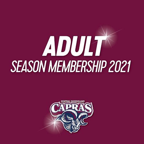 2021 ADULT Season Membership