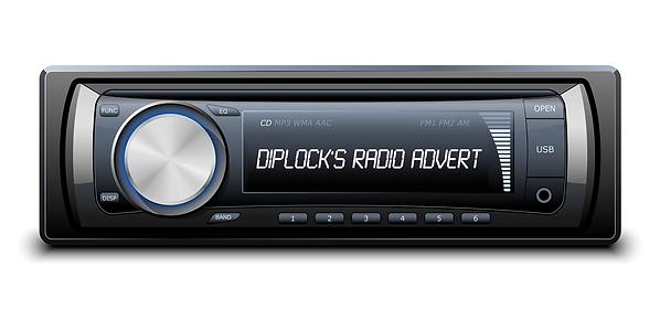 Diplocks radio advert produced by Cooper McKenzie Marketing