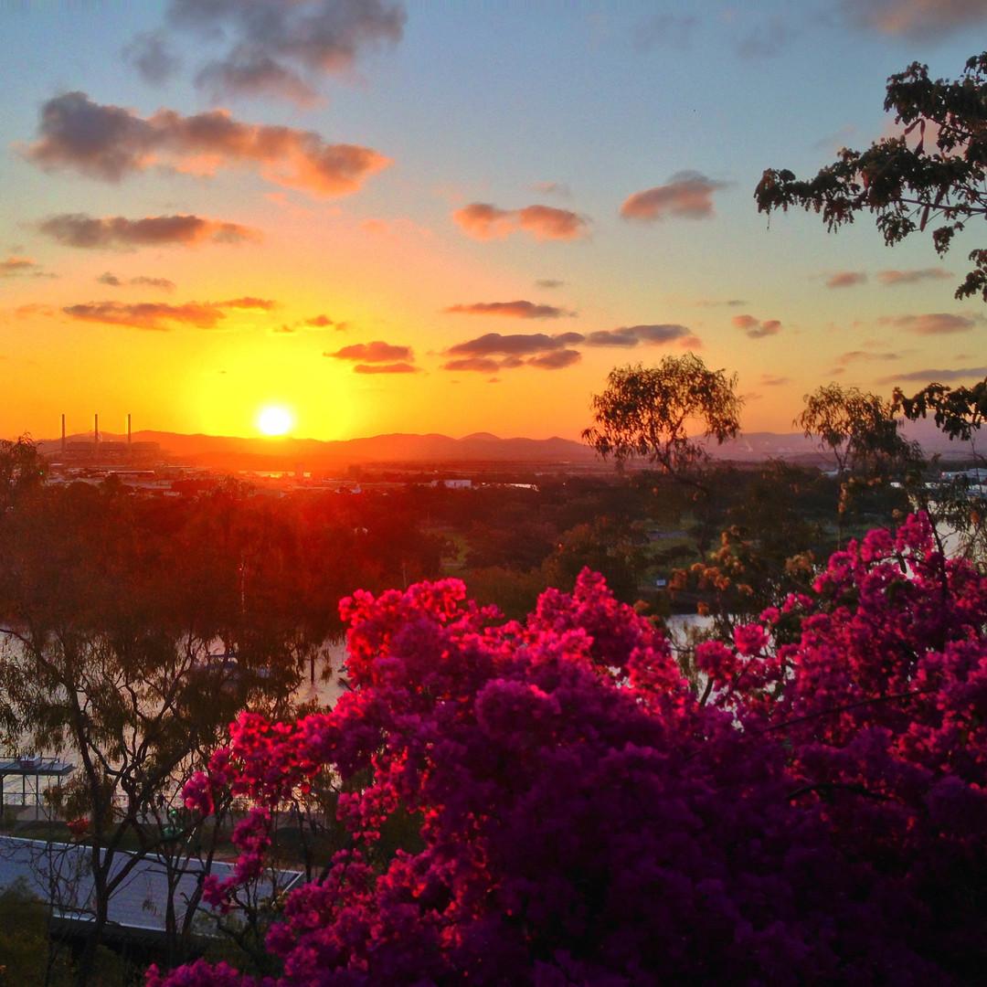 Sunset Gladstone