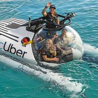 Worlds First at Heron Island