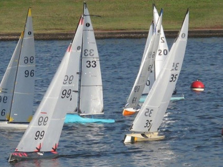 Diary from the 2015 Qld State IOM Titles