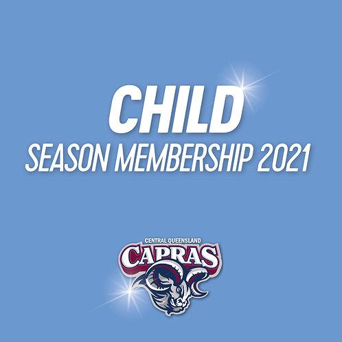 2021 CHILD Season Membership
