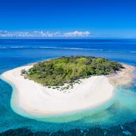 Wilson Island off the coast of Gladstone, Queensland, Australia