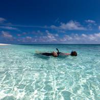 Wilson Island - Snorkel in crystal clear blue waters