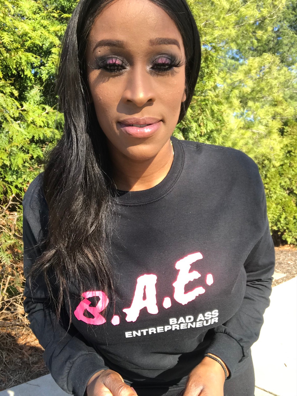 B.A.E. tee collection by BoojiBEE