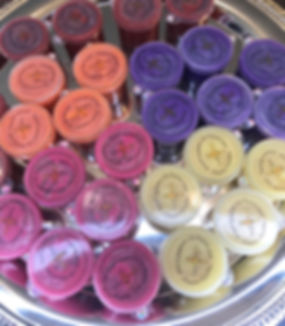 BoojiBEE Plant based Lip Paint Pots