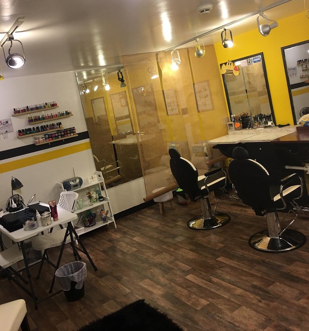 BoojiBEE Cincinnati Salon and Mobile Beauty!