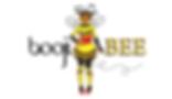 BoojiBEE logo, boojiBEE Cincinnati, boojiBEE salon, plant base