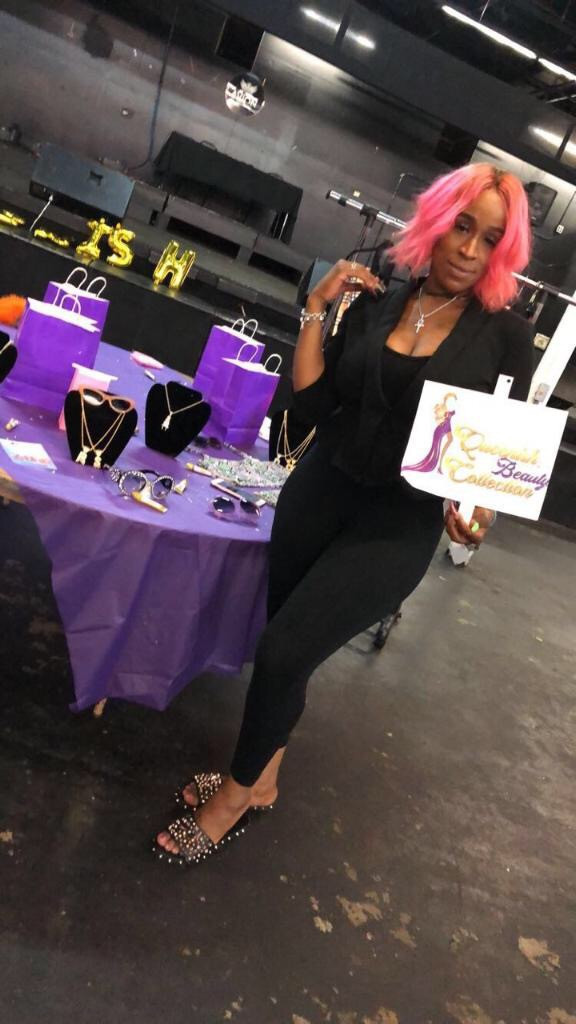 BoojiBEE attends Cincinnati pop up shop and supports other local entrepreneurs.