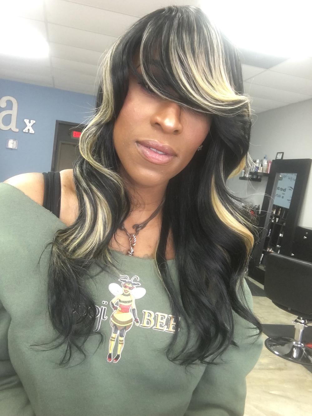 Full wig by BoojiBEE!