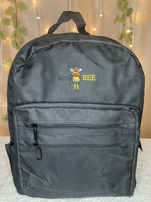 "Black-Out ""Recyclable"" Backpack"