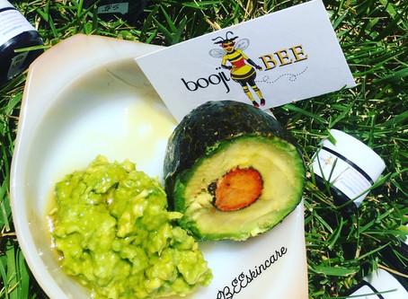 Avocado & Honey Facials now offered at BoojiBEE Cincinnati!