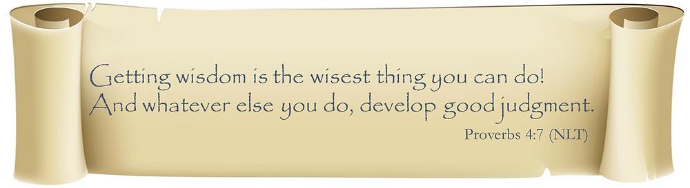 Proverbs 4:7