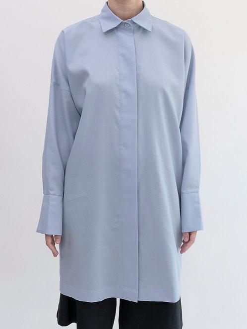 High Tech button shirt