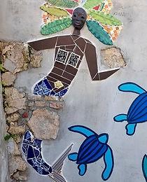 Mosaic Mermaid