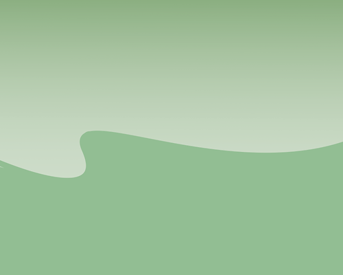 Green background with swoosh design.
