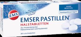 EMSER® 溫泉鹽潤喉片原味 (不含薄荷腦)