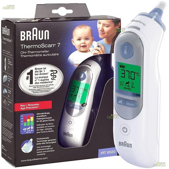 Braun ThermoScan 7 IRT6520 耳溫槍